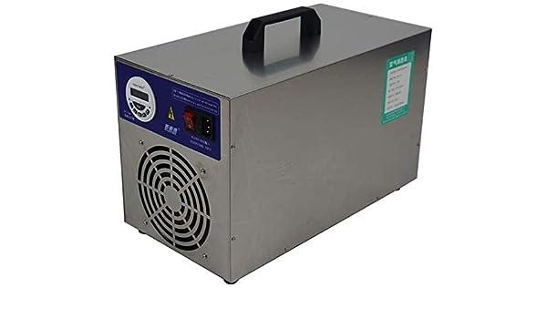 BBYT Generador de ozono LCD de Pantalla Interruptor de ozono Fuera ...