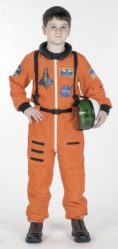 Amazon.com: Astronaut Suit Orange (4-6): Toys & Games