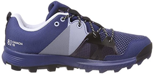 Chaussures De Blue acero Tint Femme Adidas Indigo 1 orchid Kanadia Bleu 8 Trail 0 noble HSnW4txIW