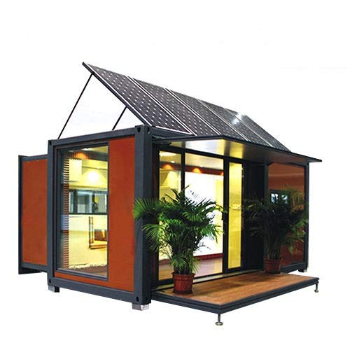 20ft/40ft expandable container house With Solar Energy Hebei Weizhengheng Modular House Technology Co. Ltd