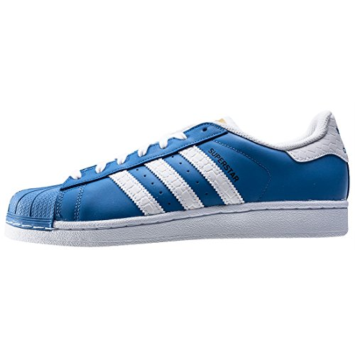 azul Adidas Zapatillas Zapatillas Adidas Superstar Superstar Unisex Unisex wz0AU