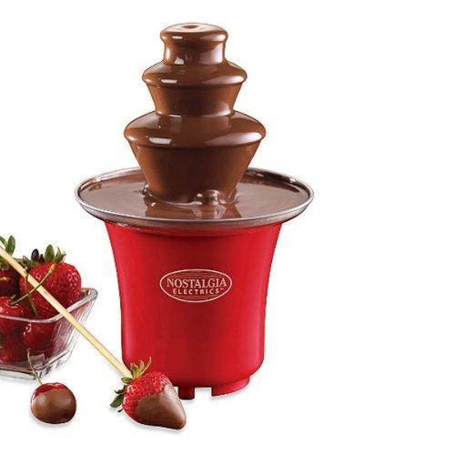 mini chocolate fountain machine - 5