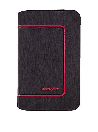 "Samsonite Custodia Tablet 7"" Tabzone Nero/Rosso Unica"