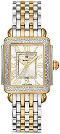 Michele Women's Deco Madison Mid - MWW06G000002 Two-Tone One Size