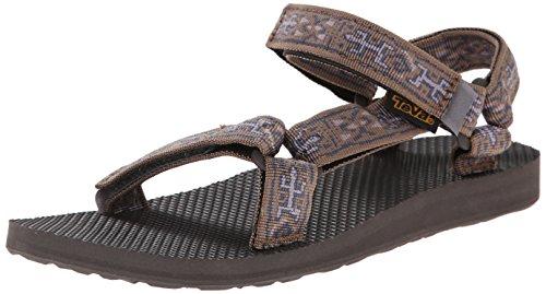 Brown ORIGINAL UNIVERSAL Teva Old Sandals Lizard Women's 5qYvwvgOZ