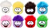Disney Club Penguin 4 Inch Series 3 Set of 8 Plush Puffles Each Includes A Coin with Code!