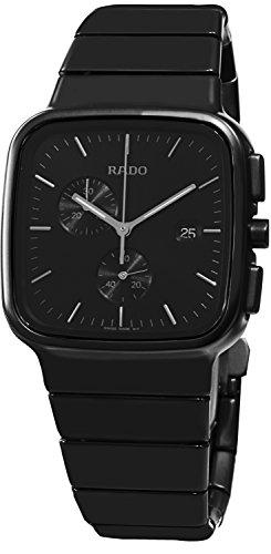 Rado Men's R28885152 1 Black Dial Watch
