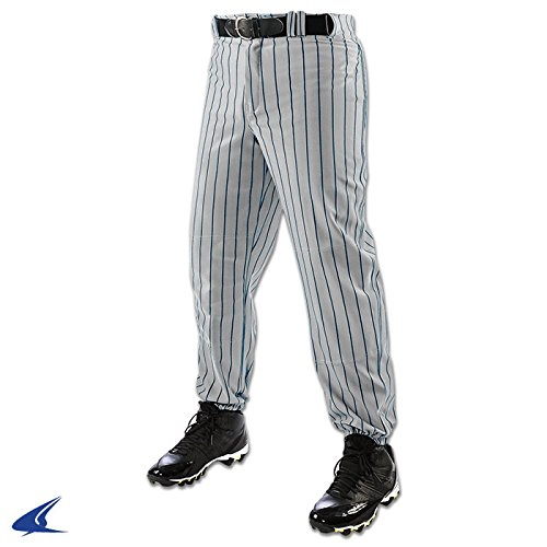 CHAMPRO Youth Triple Crown Closer Pinstripe Baseball Pant by CHAMPRO