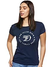 Tom Tailor Denim Basic Logo Tee dames t-shirt