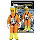Space 1999 Series 4 Alan Carter in Space Suit Action Figure