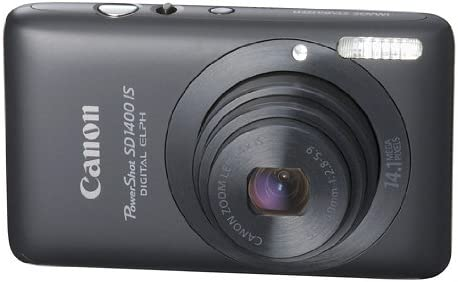 Canon SD1400IS Black product image 11