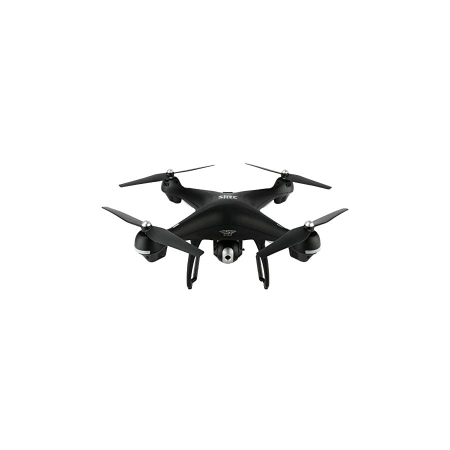 [S70W Drone] 2.4GHz GPS FPV Drone Quadcopter with 1080P HD Camera WiFi Headless Mode