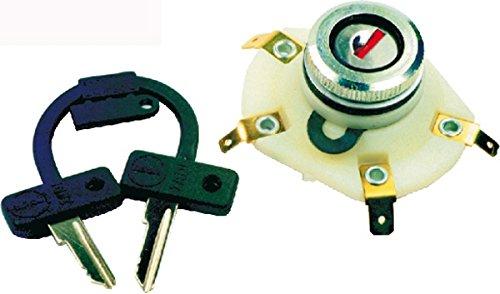 RMS Quadro Chiave vespa px 125-150-200 Key set main switch vespa px 125-150-200 160743