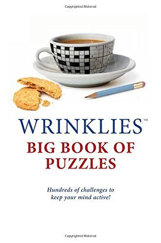 Wrinklies Big Book of Puzzles: Hundreds of Challenges to Keep Your Mind Active! by Prion Books (2014-08-14)