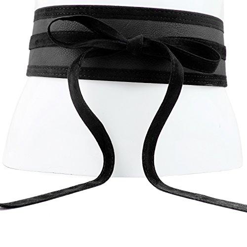 Gorgeous Black Leather - 5