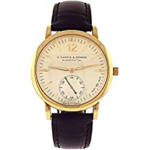 A. Lange & Sohne Saxonia automatic-self-wind mens Watch Sax-O-Mat (Certified Pre-owned)