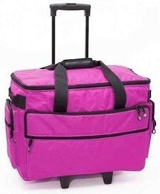bluefig tb19 Trolley para máquina de coser (Rosa): Amazon.es ...