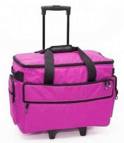 Pink BlueFig TB19 Sewing Machine Trolley