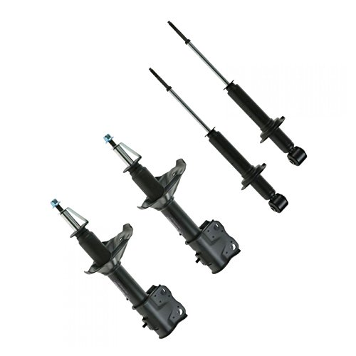 Strut Shock Absorbers Front and Rear Kit Set Of 4 For 02-05 Mitsubishi Lancer ES