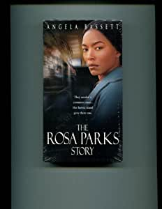 The Rosa Parks Story [VHS]