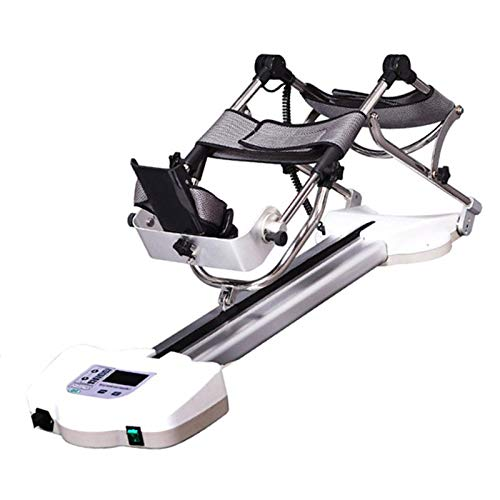 Lolicute Professional Lower Joint Ankle Continuous Passive Motion Machine Joint Rehabilitation Machine for Keen Coxa LCD 0-240 min ()