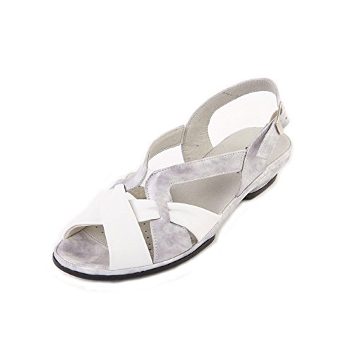 Mineral Patent Sandales pour femme White Suave wSpY0IBqY
