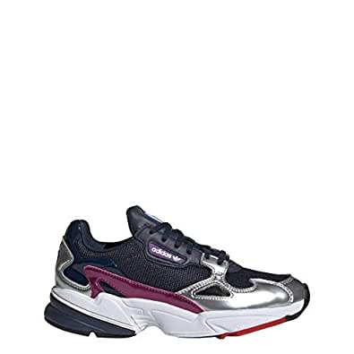 adidas Falcon Shoes Women's Blue Size: 5