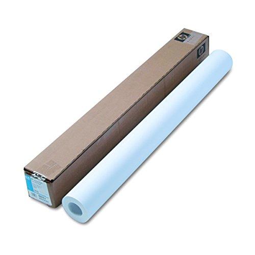 "HP C6030C Designjet Inkjet Large Format Paper, 6.6 mil, 36"" x 100 ft, White"