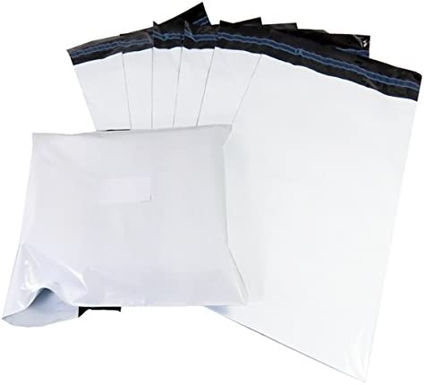 Pack of 100 Grey Triplast 14 x 16-Inch Plastic Mailing Postal Bag