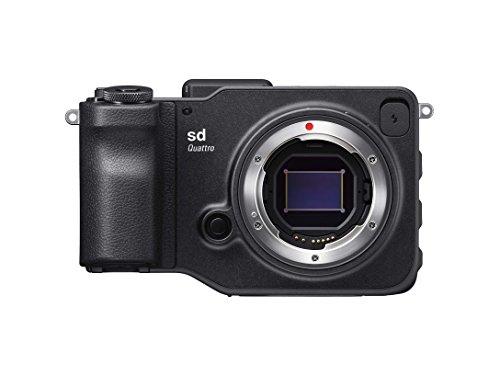 Sigma sd Quattro Digital Mirrorless Camera Body (Best Price Samsung Nx300)