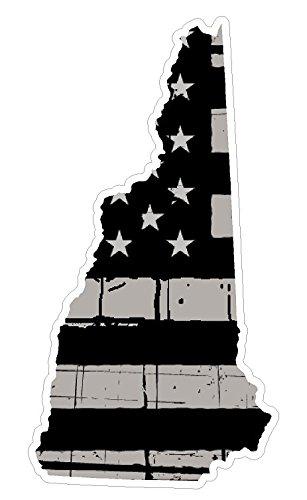 玄関先迄納品 New Hampshire State ( n30 ) ( Distressed State Flagビニールデカールステッカー車/トラックノートPC New/ネットブックウィンドウ B07B7QTXXS, トントンモール:ad8a40fa --- a0267596.xsph.ru