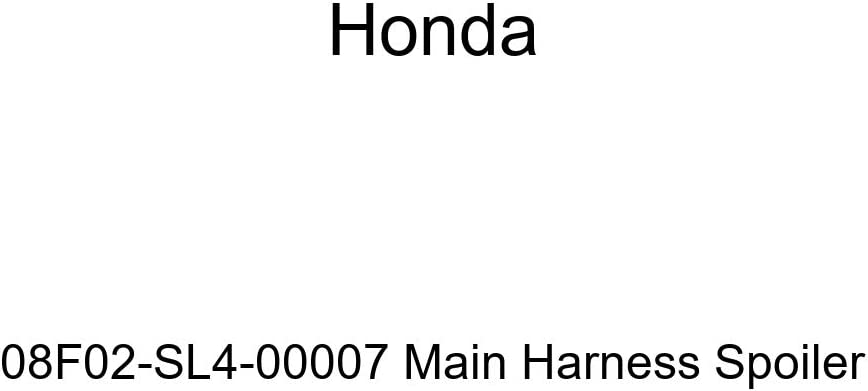 Genuine Honda 08F02-SL4-00007 Spoiler Harness