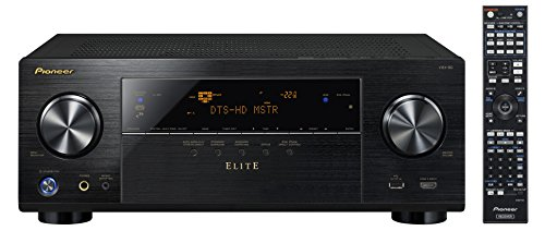 Pioneer Elite VSX-80 7.2-Channel Network A/V Receiver with HDMI (Pioneer Elite Manual)