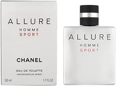 ed4c56c07c Allure Sport di Chanel - Eau de Toilette Edt - Spray 50 ml.: Amazon.it