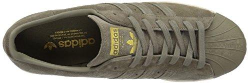 Adidas Originals Superstjerne 80s T-spor, Spor Goldmt