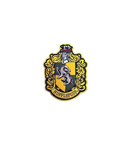 Outlander Gear Harry Potter Hufflepuff House Crest 4.5