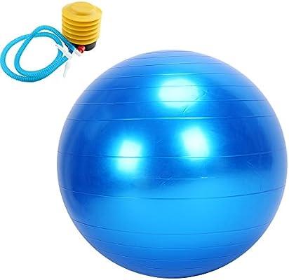 Anti Burst ejercicio bola, 75 cm extra gruesa ejercicio gimnasio ...
