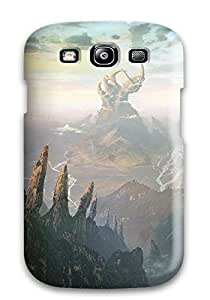 S3 Scratch-proof Protection Case Cover For Galaxy/ Hot Desktop Artwork Phone Case
