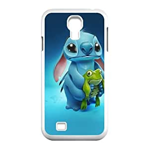 SamSung Galaxy S4 9500 cell phone cases White Lilo and Stitch Qutoes fashion phone cases YEH0745190