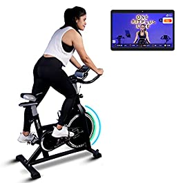 Best exercise bike with screen India 2021