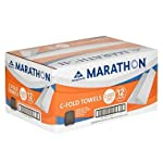 Marathon Commercial White C-fold Paper Towels Case 2,400 by Sam's Club