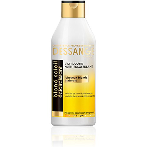 Salon Exclusive Techniques Dessange Paris Lightening Shampoo Chamomile + Citrus Extract 8.5 Oz