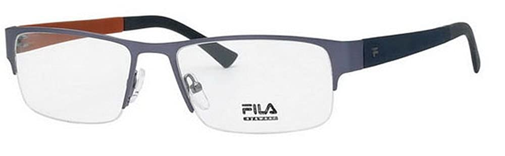 Fila Glasses Men VF9657 02A3 Grey Full Frame