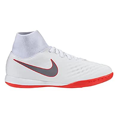 timeless design 2b3db f8382 Image Unavailable. Image not available for. Color: Nike Kids Jr. Magista  ObraX 2 Academy Dynamic Fit IC ...
