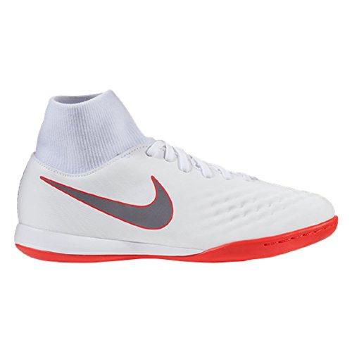 Nike Magista Obra X 2 Academy DF IC Jr Ah7315 - Botas de fútbol Unisex Adulto Mehrfarbig (Indigo 001)