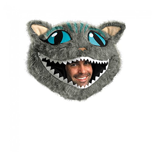 Cheshire Cat Headpiece (Male Alice In Wonderland Costume)