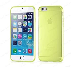 Yellow Case for Iphone 6 0.3mm Ultra Slim Thin Soft