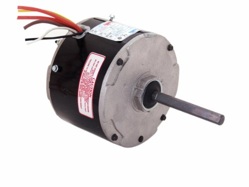 A.O. Smith ORM10206V1 1/5 HP, 1075 RPM, 1 Speed, 48Y Frame, Reversible Rotation, 1/2-Inch by 4-1/4-Inch Shaft OEM Direct Replacement