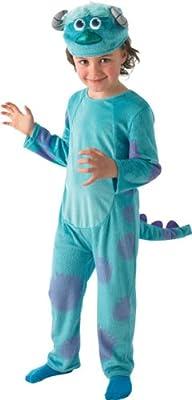 Monstruos University Sulley Deluxe - traje de niño: Amazon.es ...