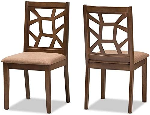 Baxton Studio Abilene Dining Side Chair